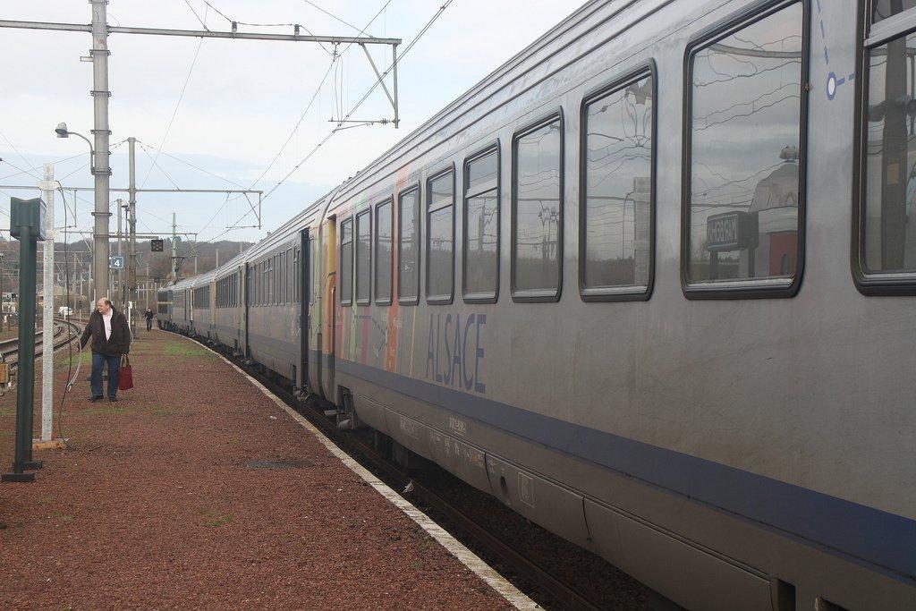 Le TER Alsace