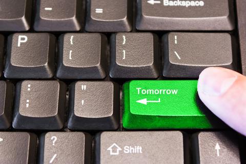 Demain.