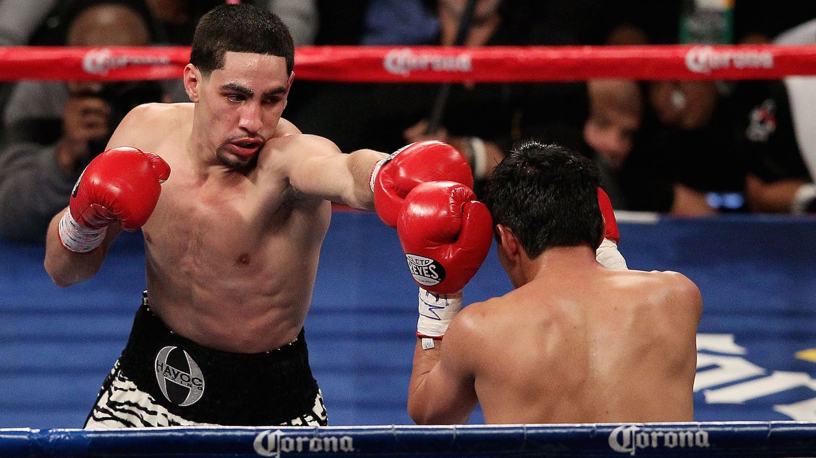 "Danny Garcia est ""The Swift"""