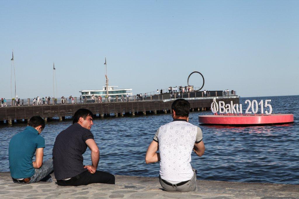Bakou, première ville organisatrice des Jeux Européens. Et la dernière ?