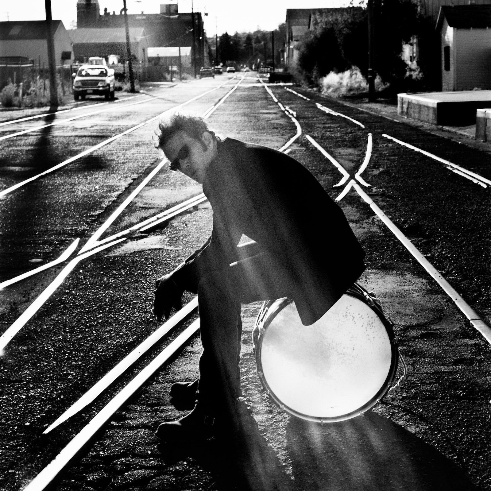 Tom Waits, Santa Rosa 2004 © Anton Corbijn