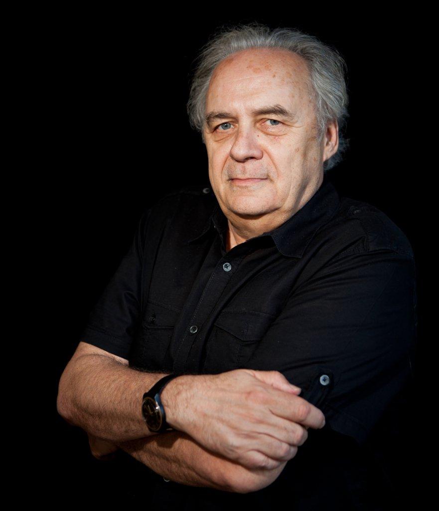 André Ménard, en juillet 2015 (photo Vincent Berthe).
