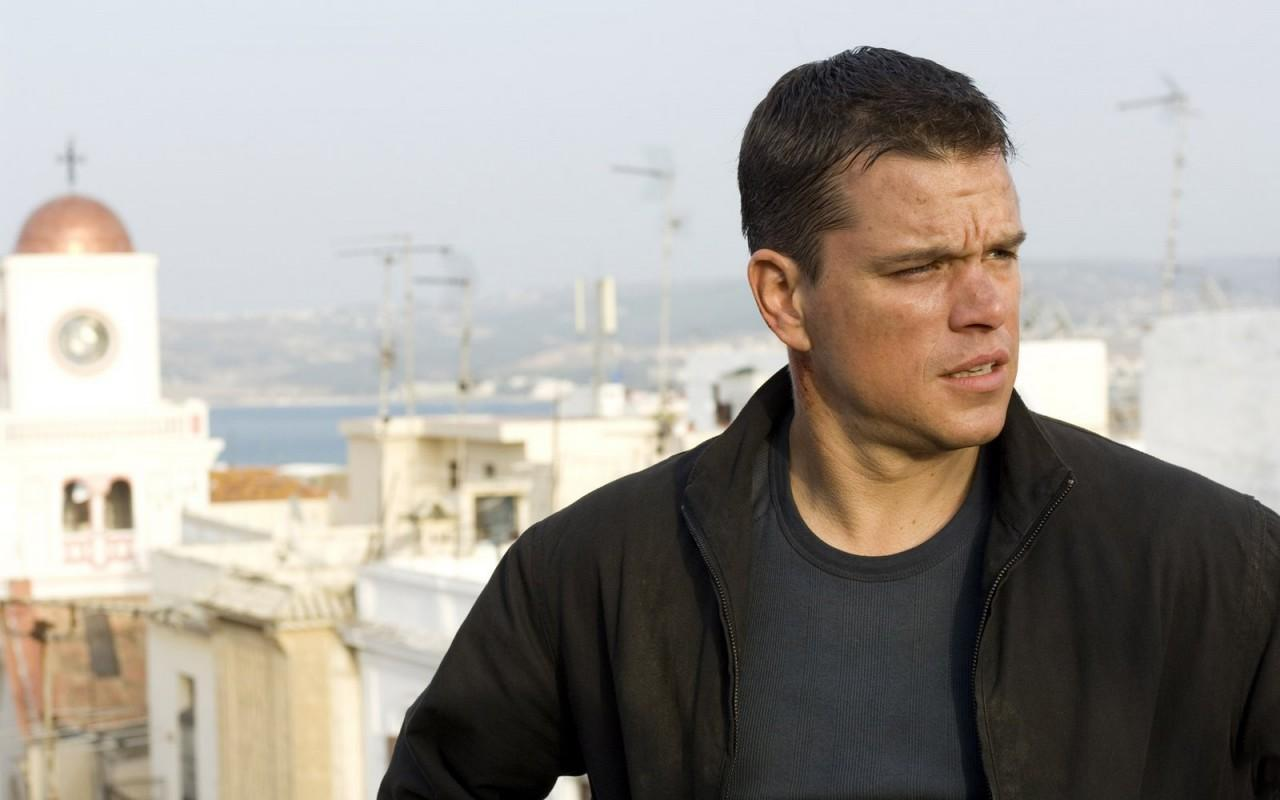 Jason Matt Bourne Damon.