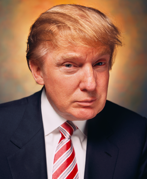 Donal Trump (America), 2003