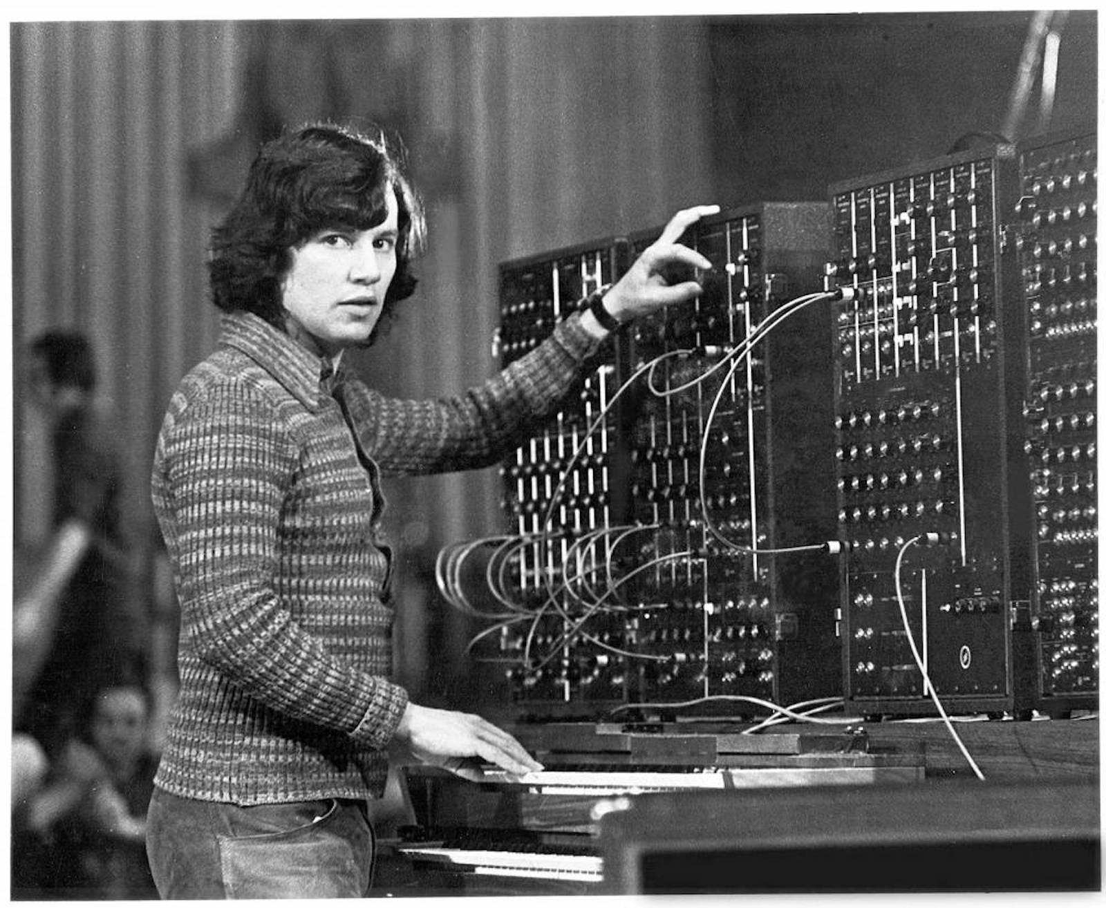 Bernie Krause, période musique électronique.