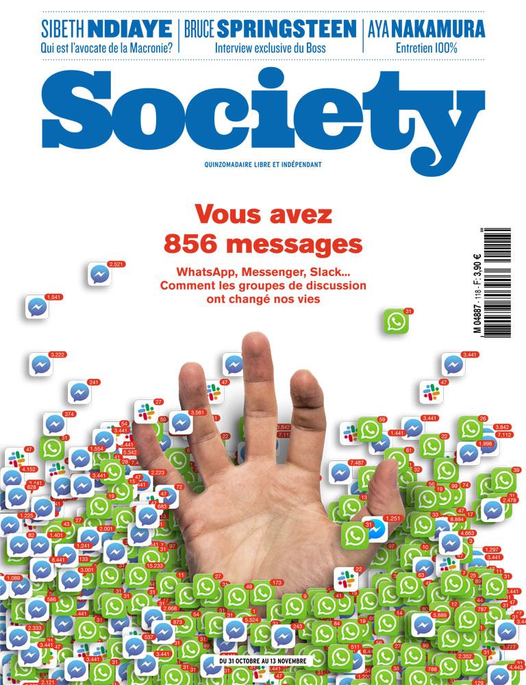 LE BON NUMERO - Page 38 Society-118-couv
